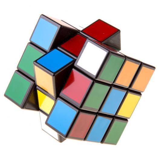 ルービックキューブ風 六面体パズル