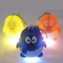 LEDライト付属キーホルダー